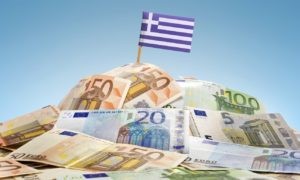 Řecké eura